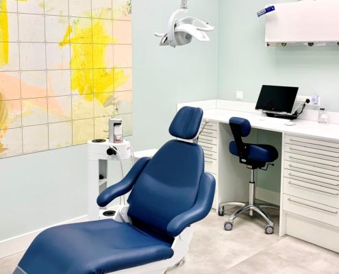 moderne behandelkamer
